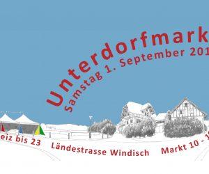 Unterdorfmarkt 2018