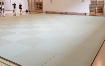 Aikido Dojo eröffnet