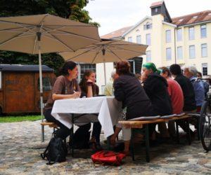 Gipfeli-Aktion und Diesel-Café